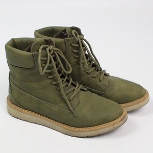 Cliffs by White Mountain Marissa olive green boot